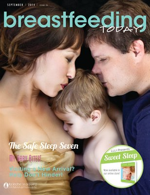 Breastfeeding Today Issue 25