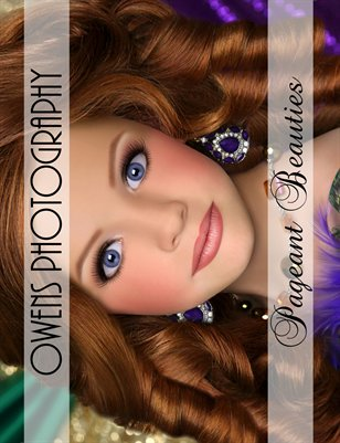 Owens Photography Pageant Beauties Calendar