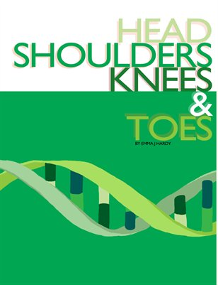 Head Shoulders Knees & Toes - ZINE