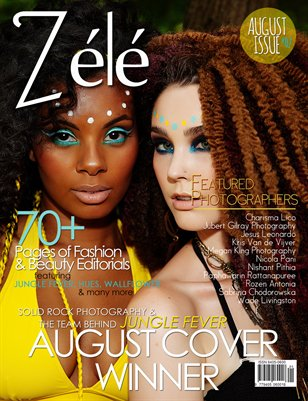 ZéléMagazine_AUGUST 2014 ISSUE #7
