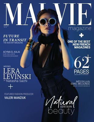 MALVIE Mag - Natural Beauty Edition Vol. 40 JULY 2020