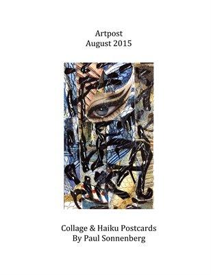 Artpost - August 2015