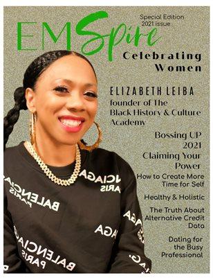 EM-Spire Special Issue - Elizabeth Leiba