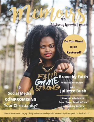 Memoirs of a Virtuous Woman | Issue Two