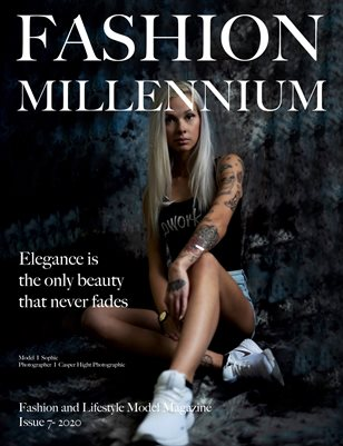 Fashion Millennium Model Magazine Edition 7