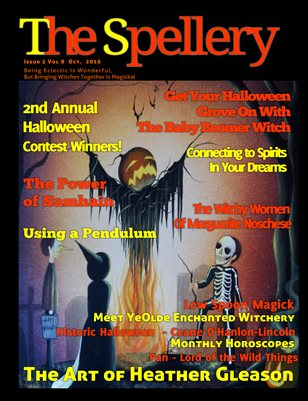 The Spellery Oct 2016