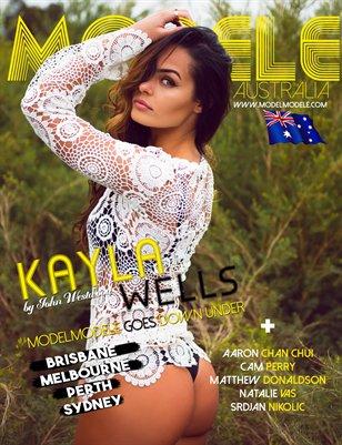 Model Modele Magazine - Australia - Kayla
