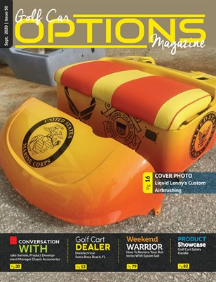 Golf Car Options Magazine - September 2020