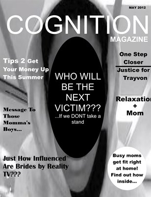 Cognition Magazine May 2012