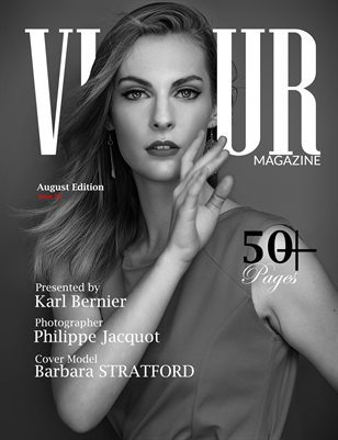 Vigour Magazine August Edition Issue 2