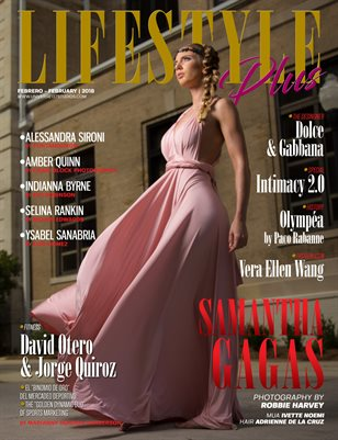 LIFESTYLE PLUS MAGAZINE FEBRUARY 2018