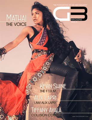 G3 Magazine Issue 41 (Mathai Cover)