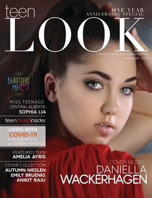 Teen Look May/June 2020 Cover 1