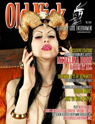 Sex & Sin Spring Issue