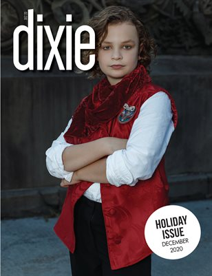 Holiday Issue 2020 - Dixie Magazine (Cover 1)