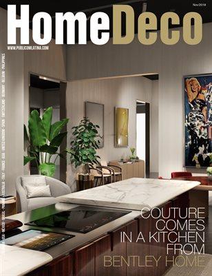 HOMEDECO Magazine - Nov 2018 - #4
