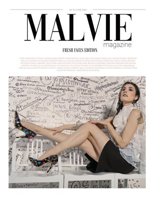 MALVIE Mag | Fresh Faces | Vol. 12 JUNE 2020