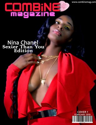 February Issue Nina Cover