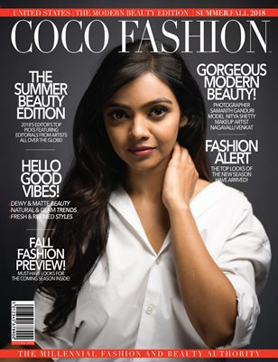 COCO Fashion Magazine Featuring Samanth Ganduri