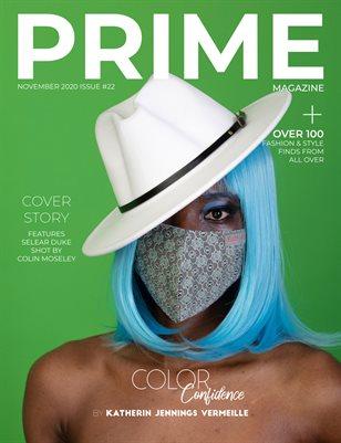 PRIME MAG November Issue#22