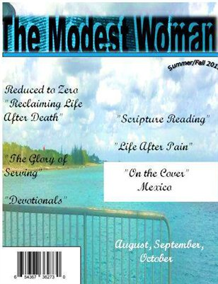 The Modest Woman (Late Summer 2013)