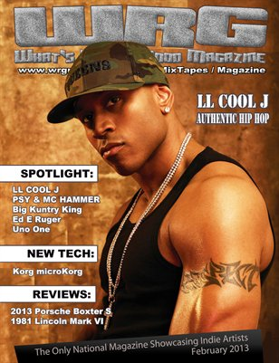WRG Magazine Feb 2013