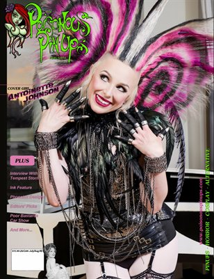 Poisonous Pinups Magazine Issue8
