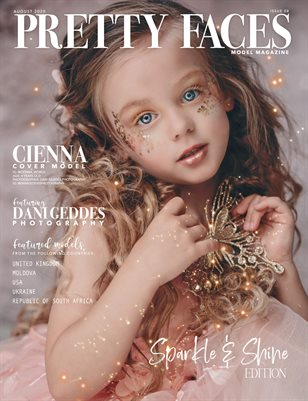 Pretty Faces Model Magazine | Sparkle & Shine - Issue 08