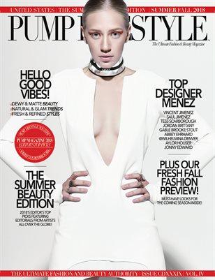 PUMP Magazine: Featuring Menez