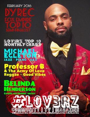 #LOV3RZ Magazine February 2016