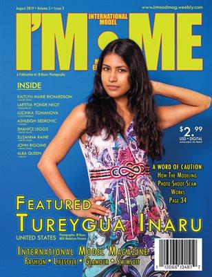 International Model Magazine Vol 5 Issue 2 August 2019