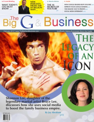 Big G & Business - Feb 2012