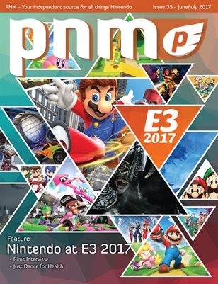 Pure Nintendo Magazine (PNM) Issue 35