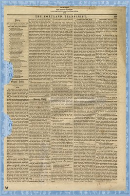 (PAGE 5-6) PORTLAND TRANSCRIPT, AUG.27, 1853