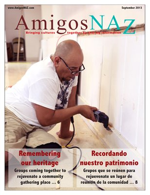 AmigosNAZ September 2013