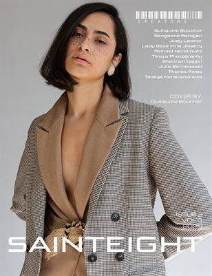 SAINTEIGHT ISSUE 2 VOL.3 2020