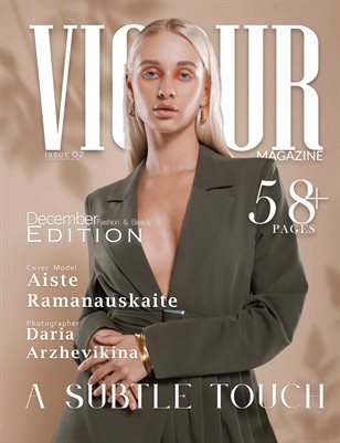Fashion And Beauty December Issue 2