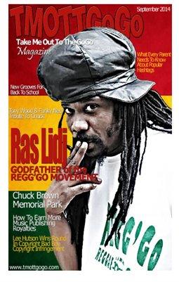 TMOTTGoGo Magazine - Ras Lidj - September 2014