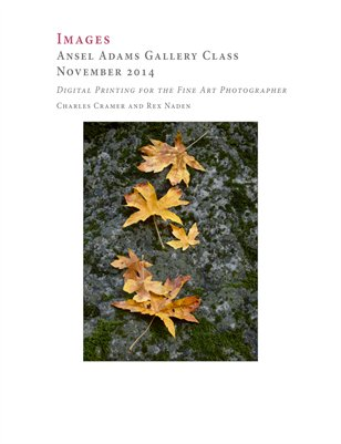 Ansel Adams Gallery Class, November 2014