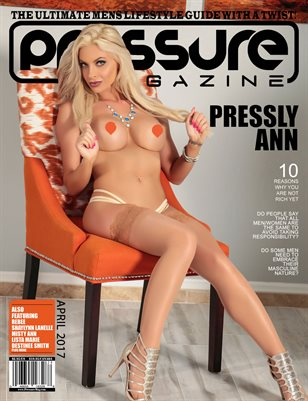 PRESSURE - April 2017 #29 (Pressly Ann)