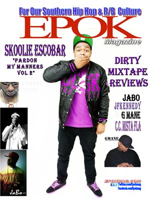 EPOK MAGAZINE APRIL/MAY ISSUE 2012