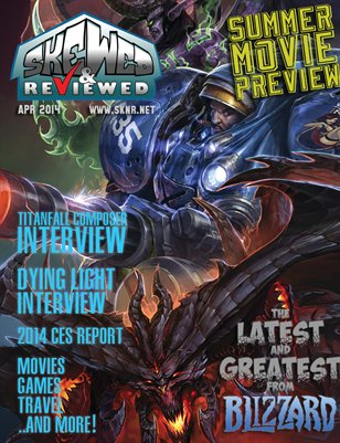 Skewed and Reviewed: The Magazine April 2014