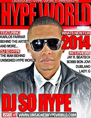 Hype World Magazine Issue #1