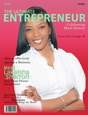 The Ultimate Entrepreneur Magazine