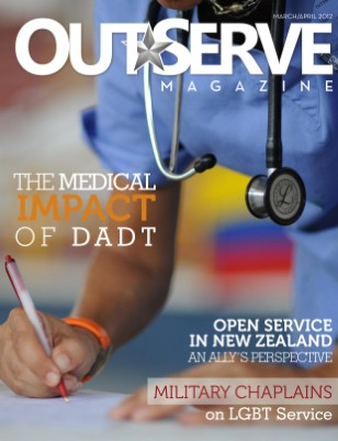 OutServe Magazine | March/April 2012