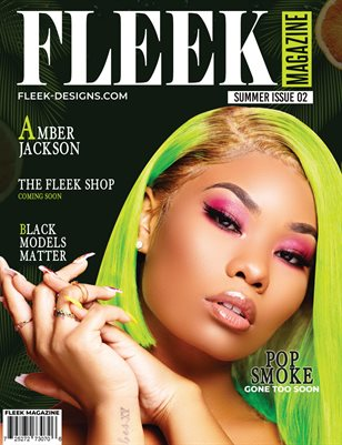 Fleek Magazine - Summer Issue 2020