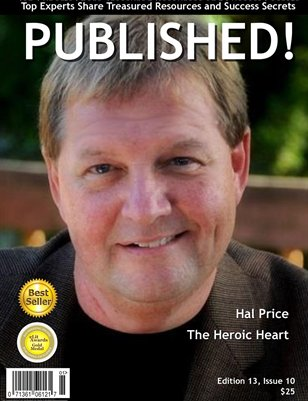 PUBLISHED! featuring Hal Price