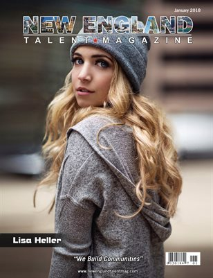 New England Talent Magazine January 2018 Edition