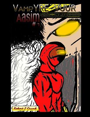 ShadowlifeComics Vampyre Vuur Aasim#1