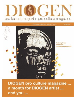 DIOGEN pro art magazin No 6. special January 2011